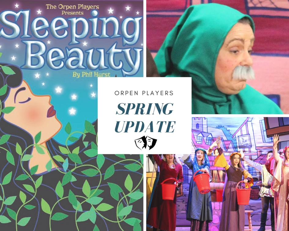 Orpen players Spring update